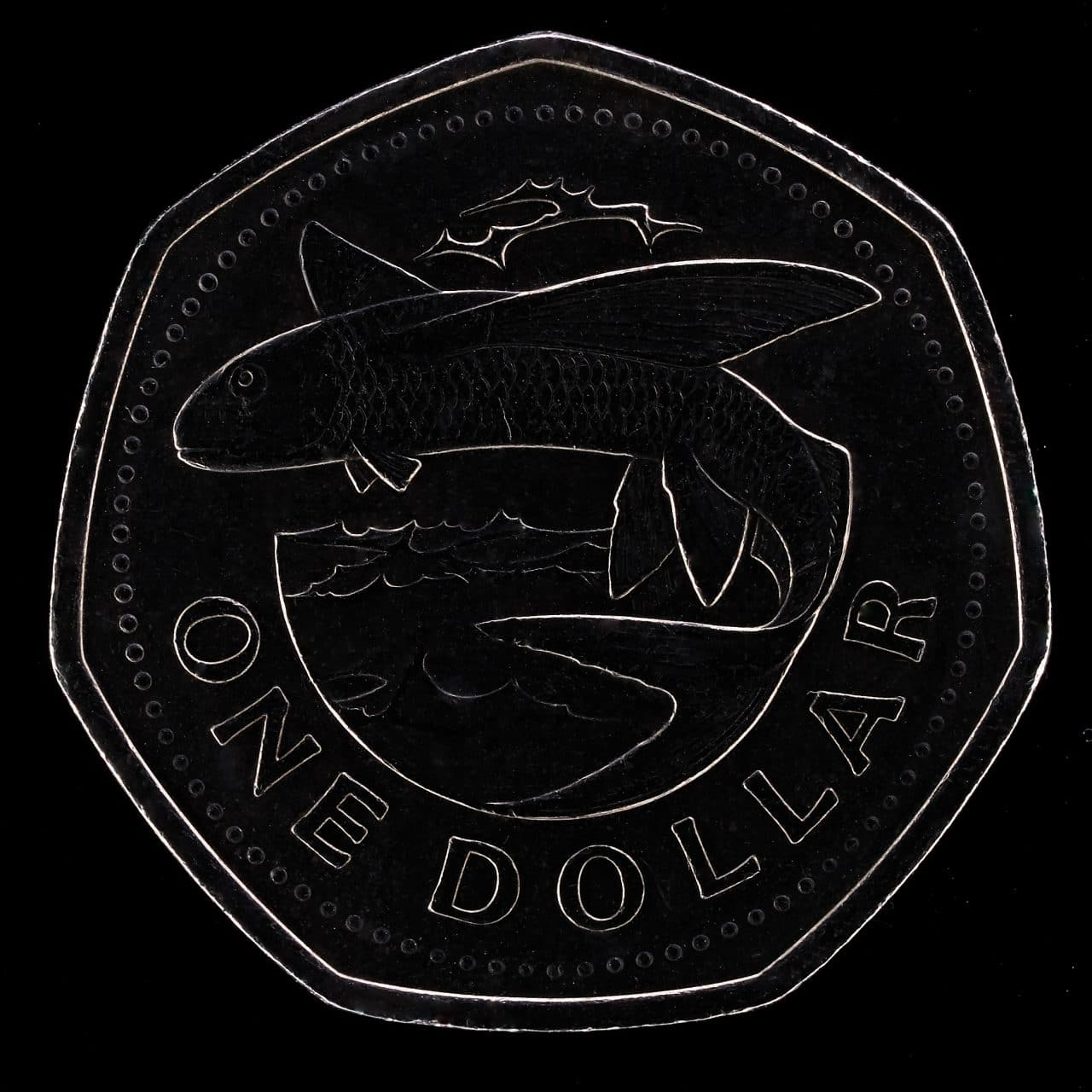 1 Dollar aus Barbados