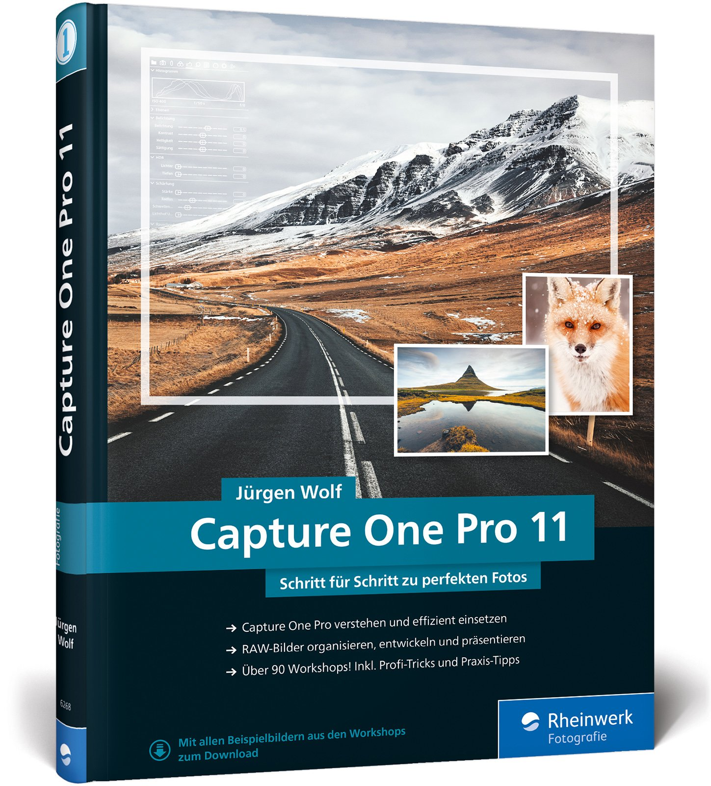 Capture One Pro 11 Buch